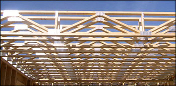 Products timber tech truss Floor trusses vs floor joists